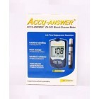 Accu Answer Original Blood Glucose Meter
